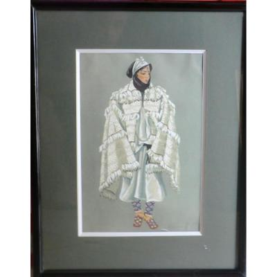 Jean Besancenot Female Des Aït Mguild Morocco