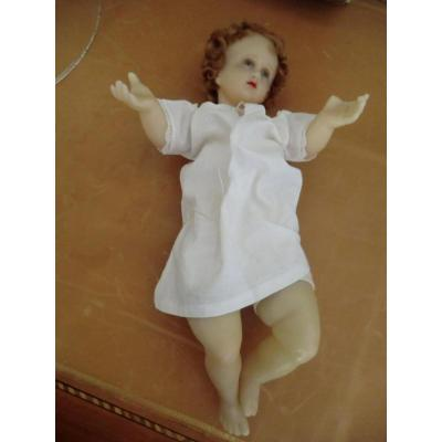 Enfant Jesus En Cire