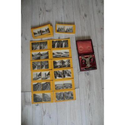 Appareil Photostereo Omnium Avec 34 Photos