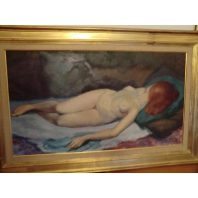 Table Nude Signed Maillard