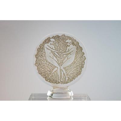 Cache René Lalique Deux Danseuses