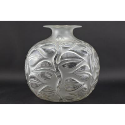 Vase René Lalique Sophora