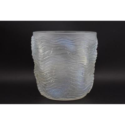 Vase Dauphins René Lalique