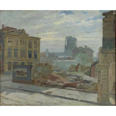 Paul Lepage, école Des Beaux-arts à Reims