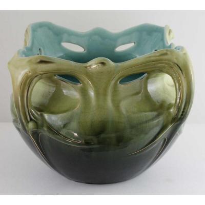 Vase, Cache Pot, Guimard