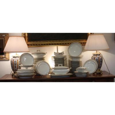 Service  Vaisselle De Table,  Limoges, Comte d'Artois