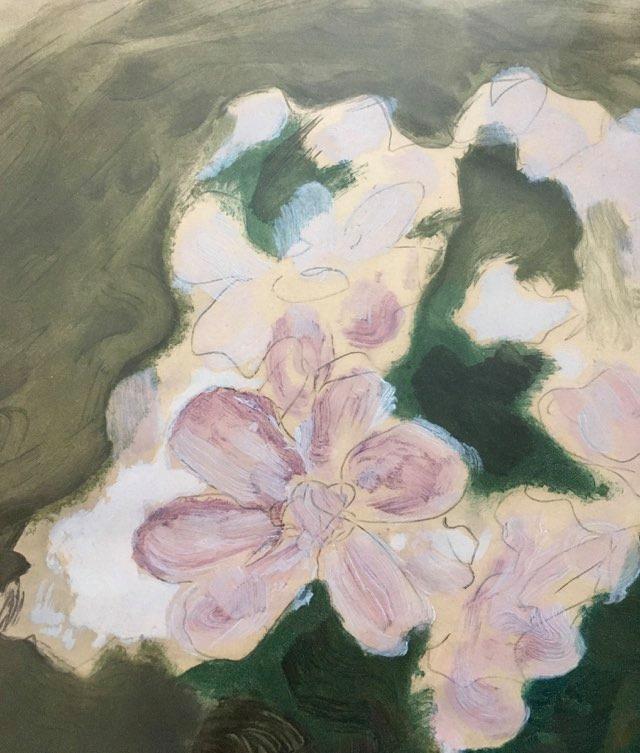 Georges Braque (1882-1963), Le Bouquet Rose-photo-2