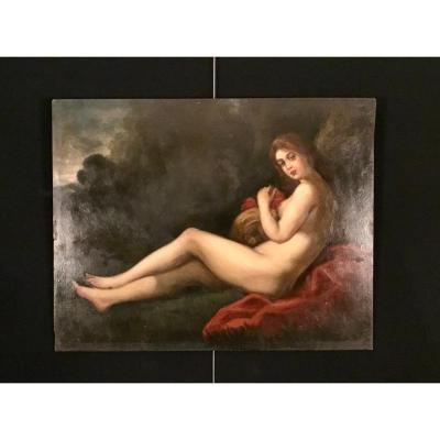 Female Nude End XIXth Century