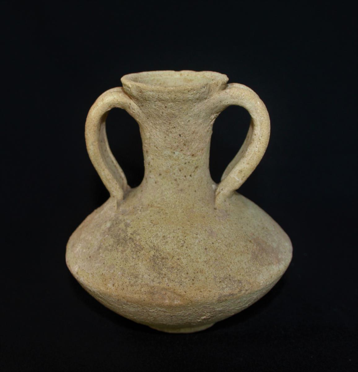 Cruche à Deux Anses, Céramique Romaine I  / III ème Siècle