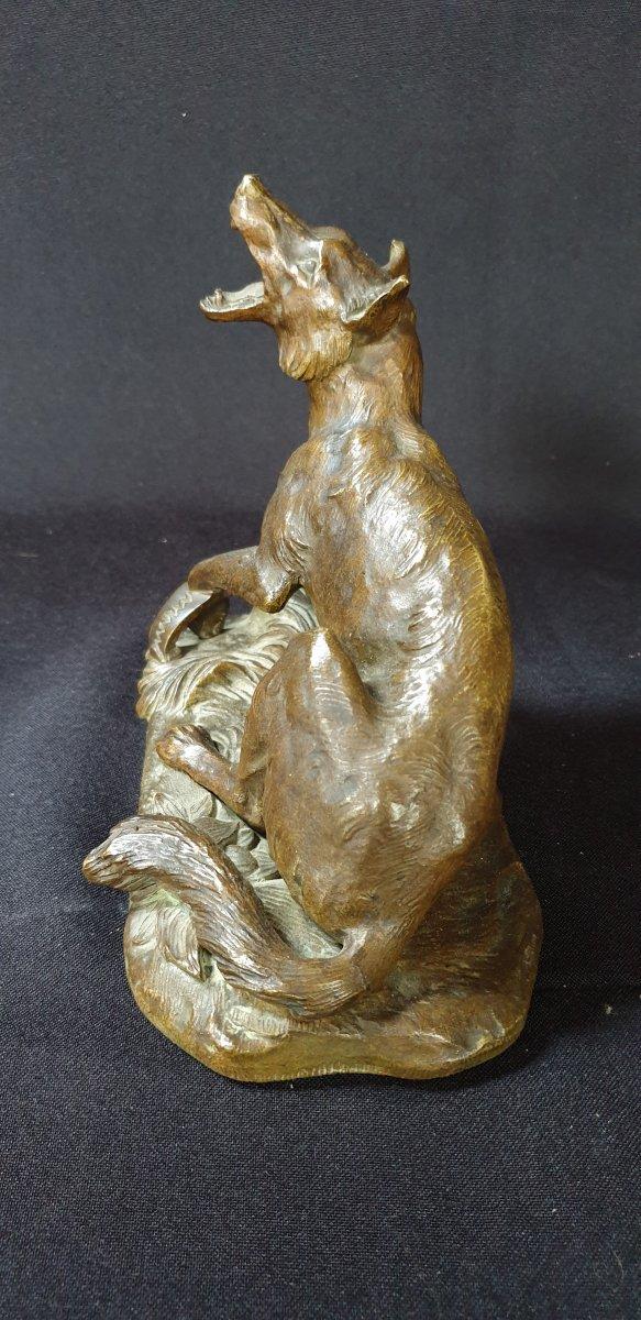 Wolf Trapped, Bronze XIX-photo-4