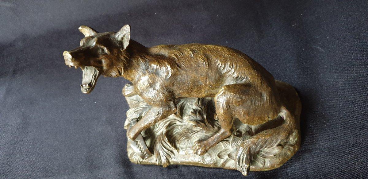 Wolf Trapped, Bronze XIX-photo-1