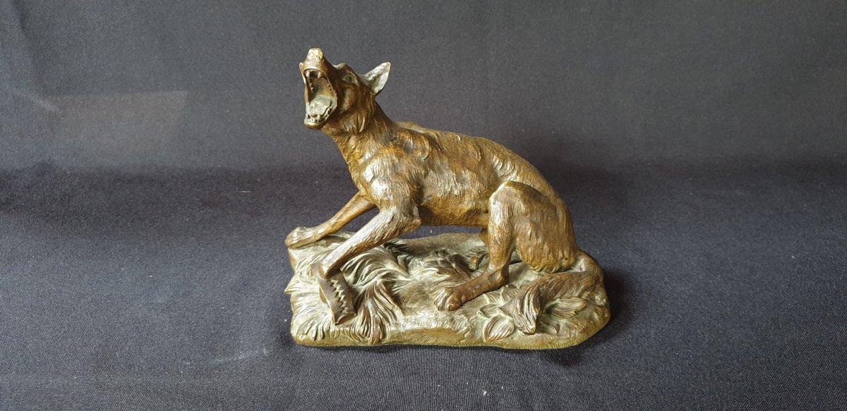 Wolf Trapped, Bronze XIX