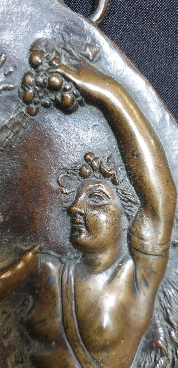 Love And Young Fauna, Bronze After Clodion-photo-2