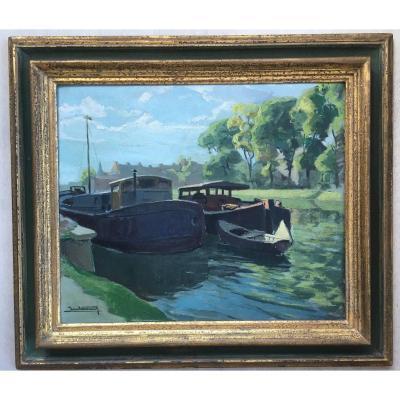Painting Jean Vasseur