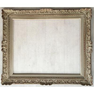 Very Beautiful Montparnasse Frame Format 20f For Table 73x60cm