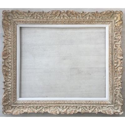 Superbe Cadre Montparnasse 20f Pour Tableau Peinture 73x60cm