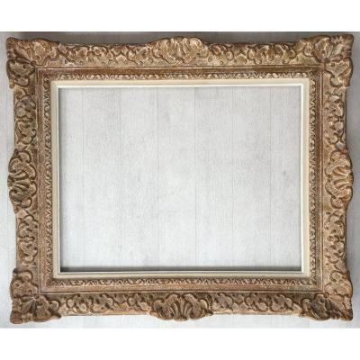 Cadre Rg Style Montparnasse 15p Pour Tableau Peinture 65x54cm