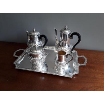 Gallia Tea And Coffee Service - Christofle 1921-1931