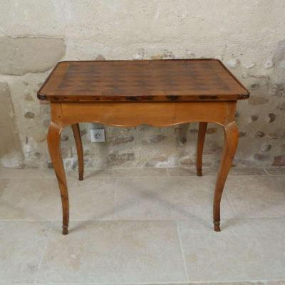 Table d'Appoint Style Louis XV d'époque XVIII Eme