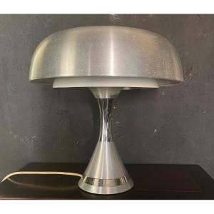 Lampe champignon - Harvey Guzzini - Italie - XX ème
