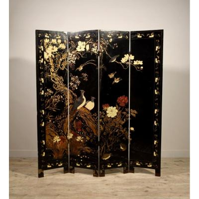 20th Century, Oriental Coromandel Screen