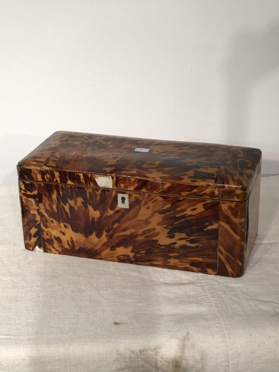 English Tea Box Circa 1800.