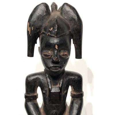 Rare Senoufo Male Statuette - Ivory Coast