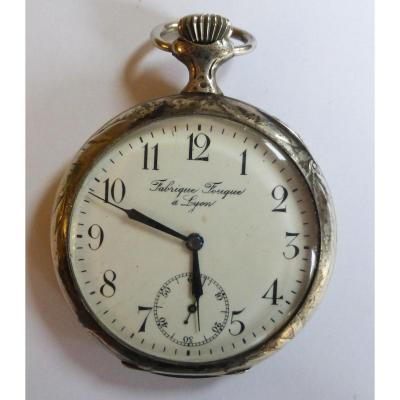 Montre Gousset Grand Prix 1878 1900 Londres-Saragosse