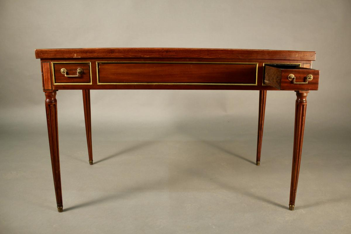 Table Tric Trac Directoire -photo-4