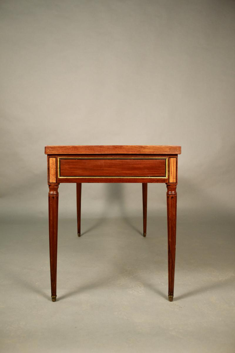Table Tric Trac Directoire -photo-3