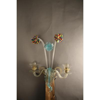 Murano Wall Sconce