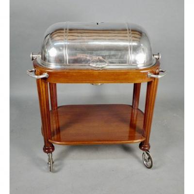 Table Chaude Ou Table Roulante De La Maison Renaud Et J Clermont Sa à Genève