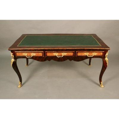 Louis XV Style Flat Desk