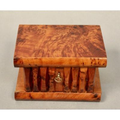 Box Box In Thuja Burl