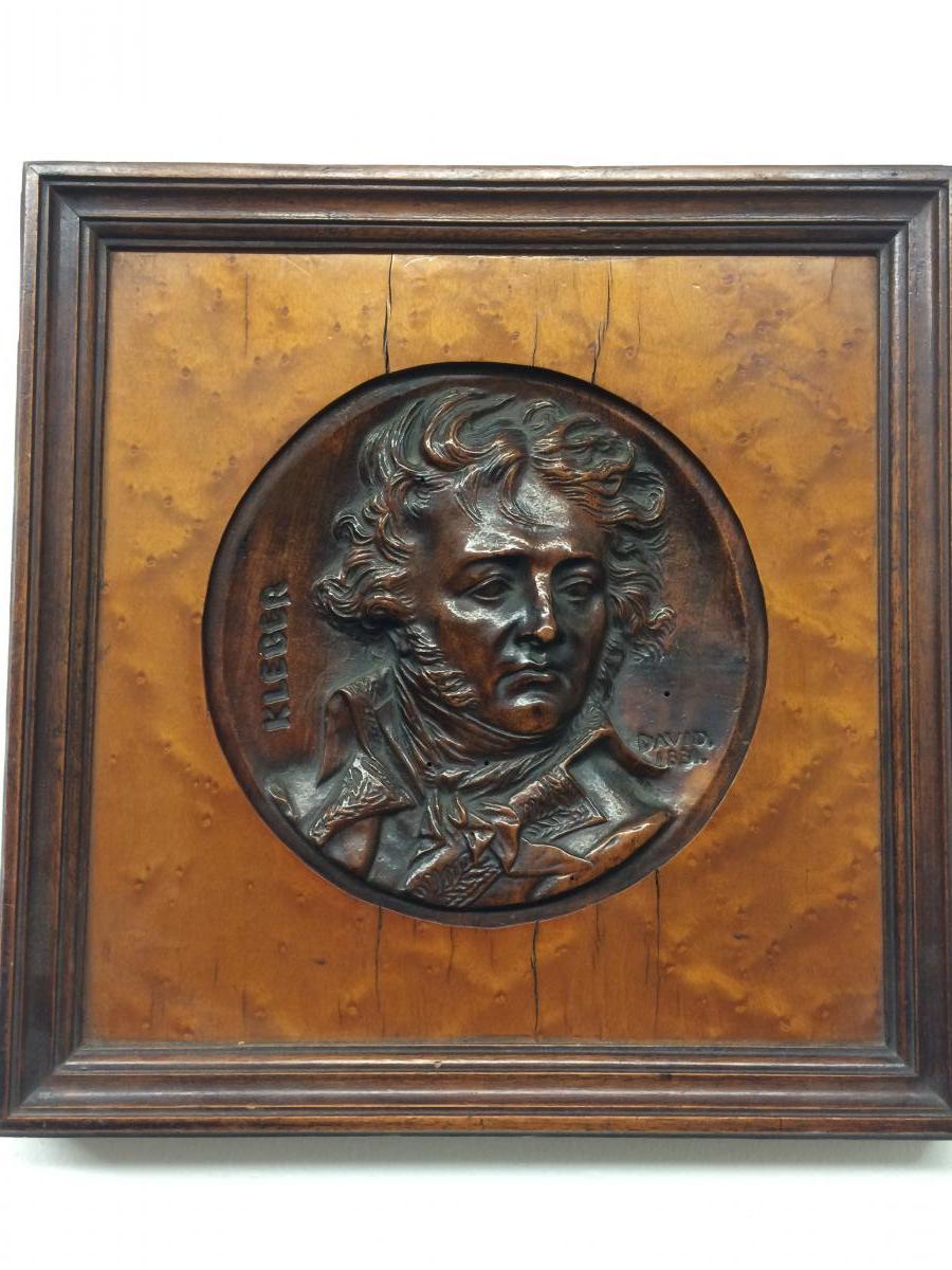 Portrait De Kléber Par David 1831