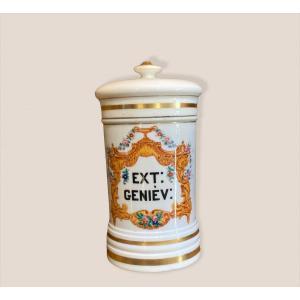 Pot à Pharmacie XIXème