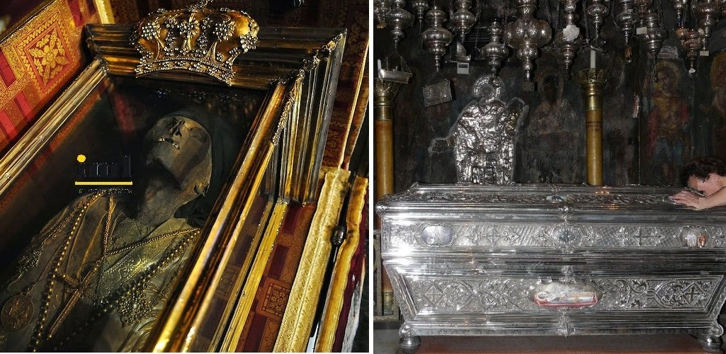 Monstrance Des Reliques De Saint Spiridon Icône Corfou 18e - Ο Άγιος Σπυρίδων -photo-8