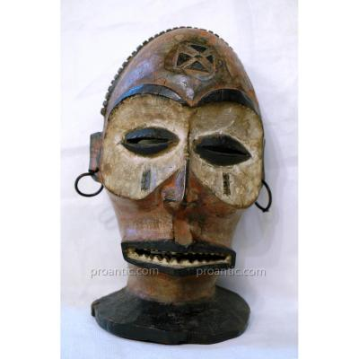 Beautiful African Mask 'tchochwe'