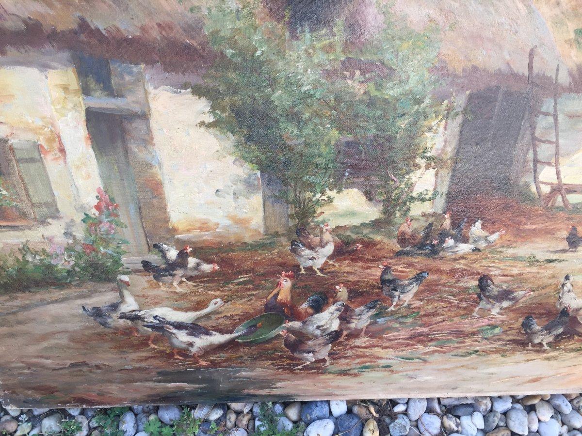 Basse Cour De Edmond Van Coppenolle