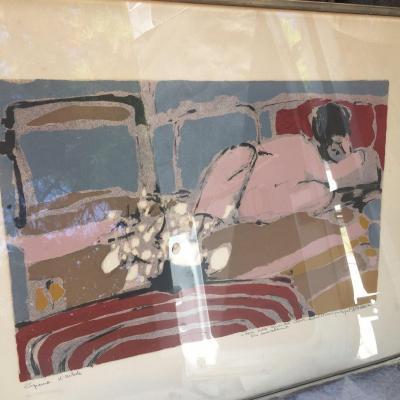 Alfred Defossez: épreuve D'artiste