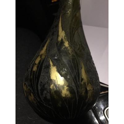 Vase De Legras