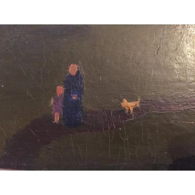Paysage Familial De Madeleine Luka