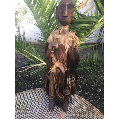 Statue Tribale , Afrique Centrale
