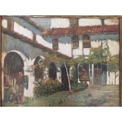 Le Séchage Du Linge à La Ferme