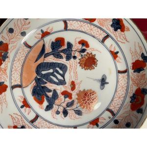Assiette Creuse Porcelaine Chine XIXeme