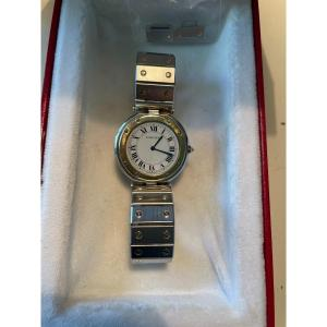 Cartier Santos Vendome Large Model Watch