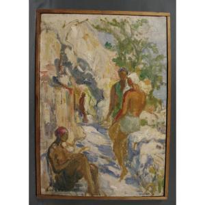 Table 1930 By Anne Marie Vieillard Fanet