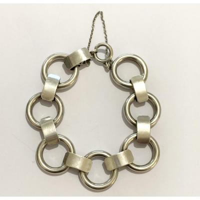 Sterling Silver Bracelet Around 1970