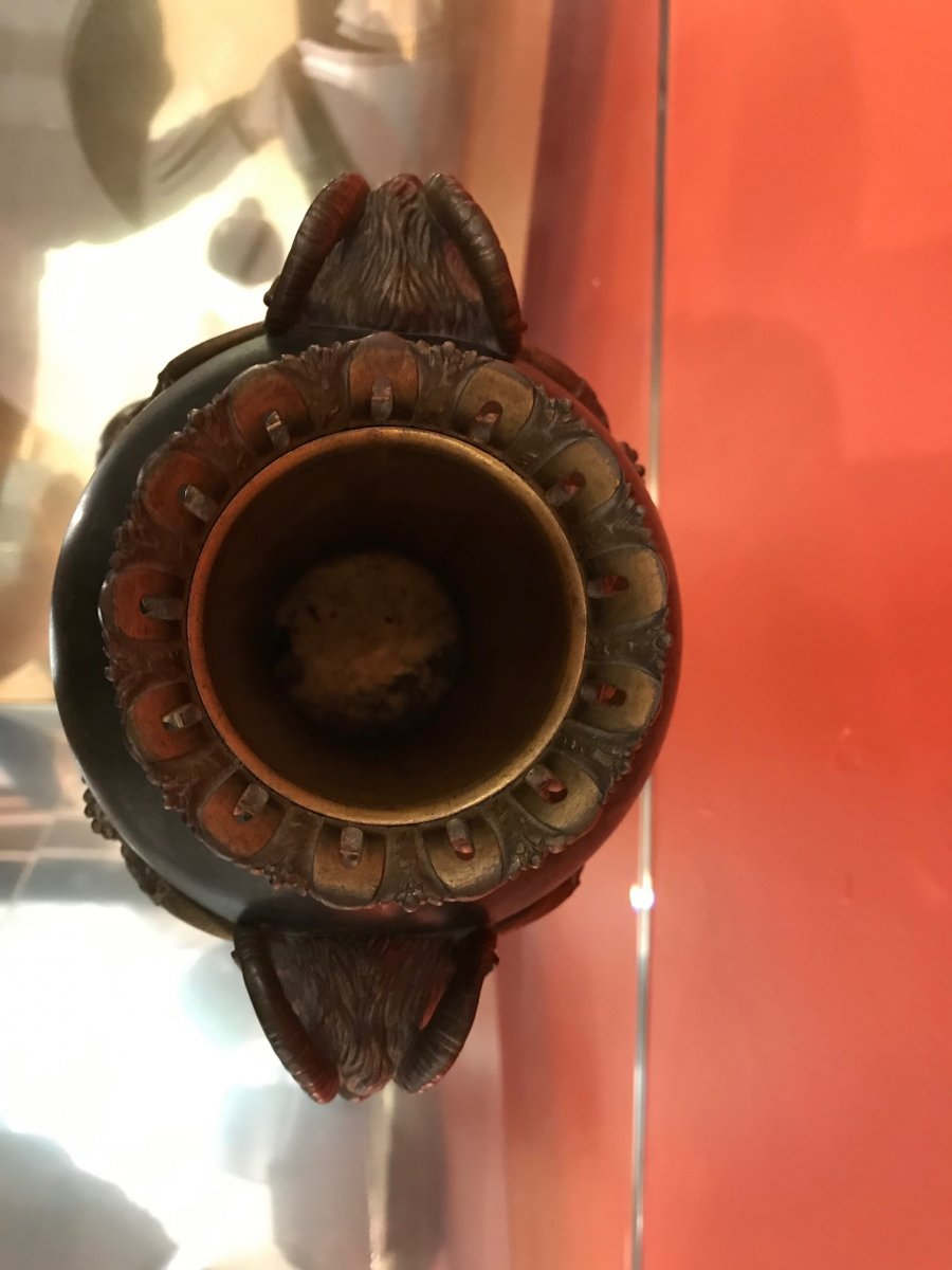 Pair Of Amphora - Louis XVI Style-photo-2