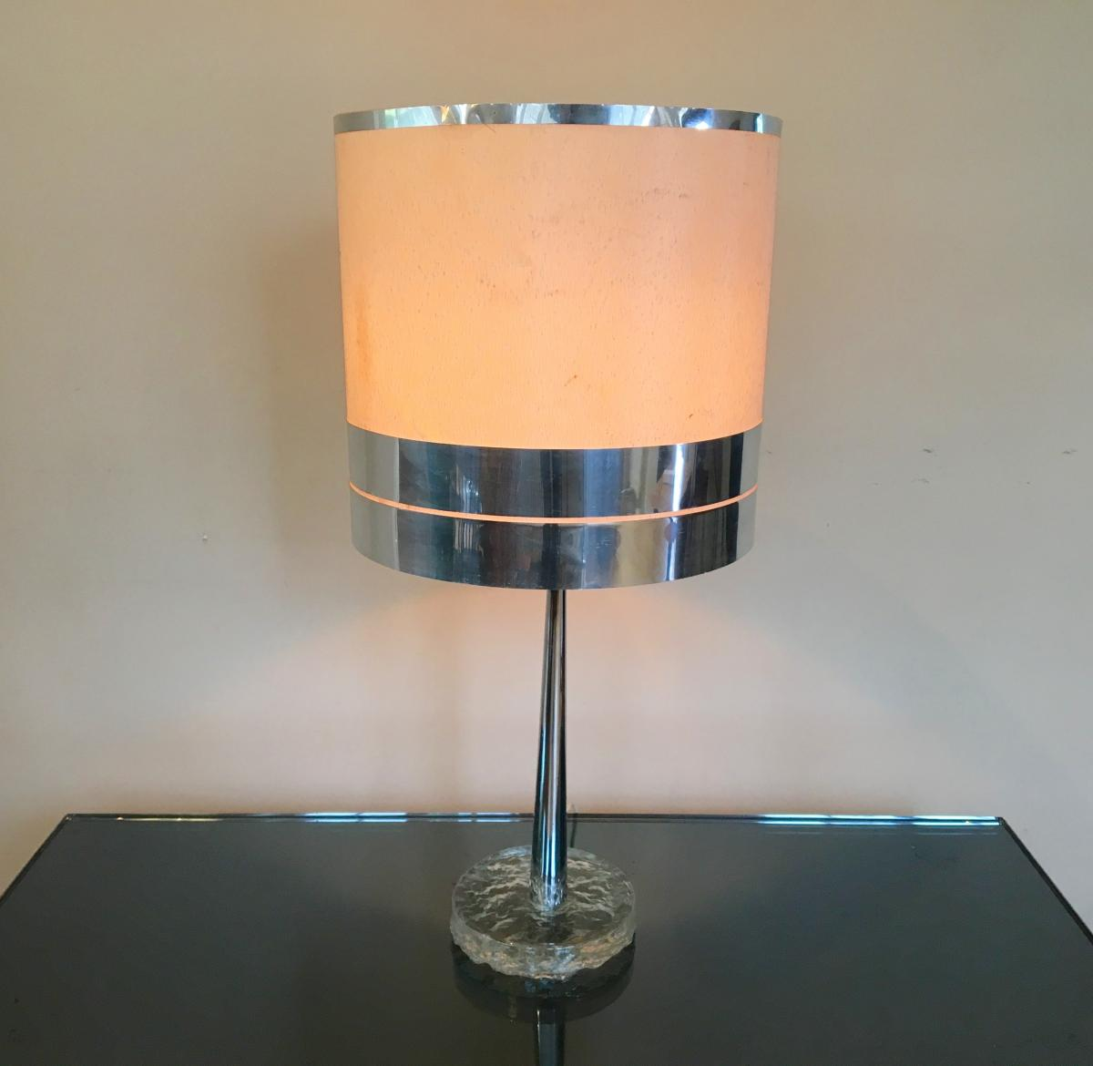 Table Lamp By Angelo Brotto